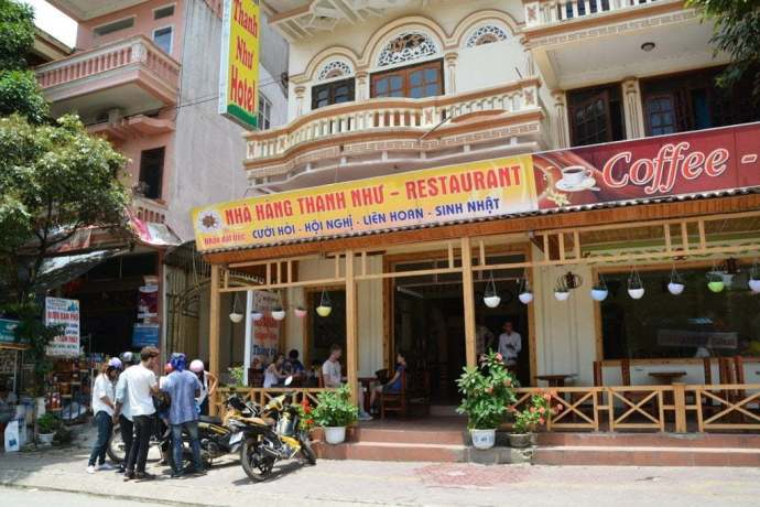 restaurant Bac Ha Vietnam